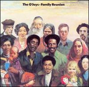 Family Reunion (The O'Jays album) - Image: Ojaysfamily