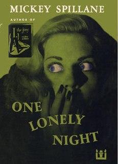 <i>One Lonely Night</i>