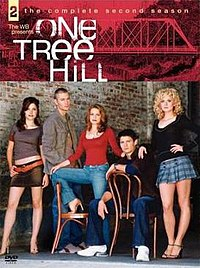 One Tree Hill - Season 2 - DVD.JPG