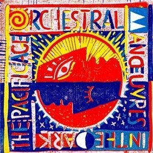 The Pacific Age - Image: Orchestral Manoeuvres in the Dark The Pacific Age album cover