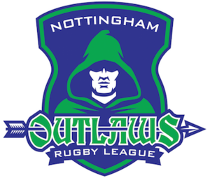 Nottingham Outlaws (rugby league team) - Image: Outlaws 2017 Logo wiki