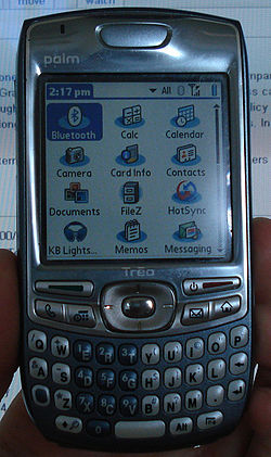Palm Treo 680 Unlocked.JPG