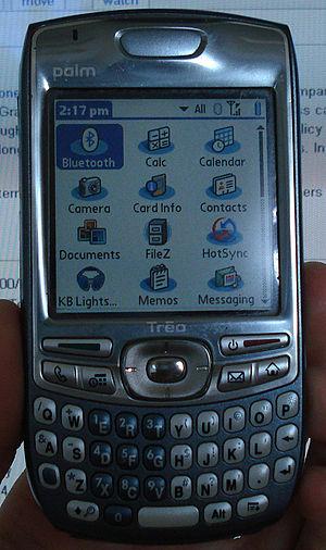Treo 680 - Image: Palm Treo 680 Unlocked