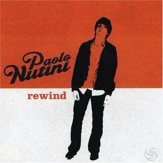 Rewind (Paolo Nutini song) - Image: Paolo Nutini Rewind