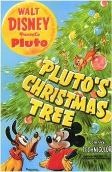 Plutos Christmas Tree.Pluto S Christmas Tree Wikipedia
