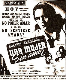 Poster for Una mujer sin amor.jpg