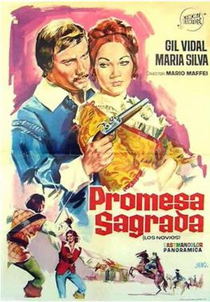 The Betrothed (1964 film) - Image: Promessi sposi (1964)