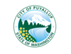 Official seal of Puyallup, Washington