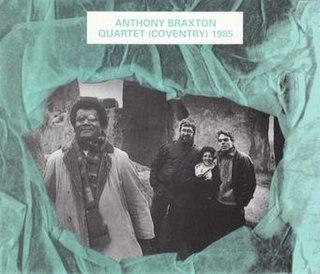 <i>Quartet (Coventry) 1985</i> 1987 live album by Anthony Braxton