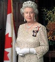 Her Majesty Queen Elizabeth II, Queen of Canada