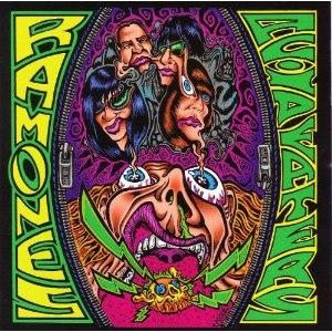 Acid Eaters - Image: Ramones Acid Eaters cover