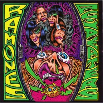 Acid Eaters - Image: Ramones Acid Eaters cover