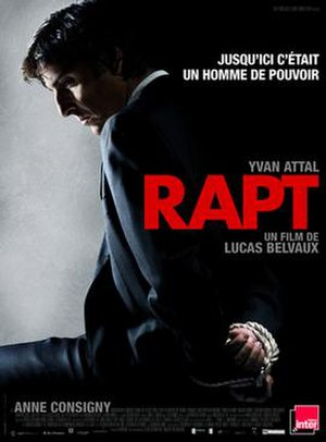 Rapt (film) - Film poster