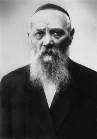 Levi Yitzchak Schneerson - Rabbi Levi Yitzchak Schneerson