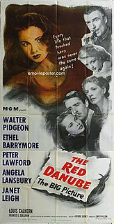 <i>The Red Danube</i> 1950 film by George Sidney