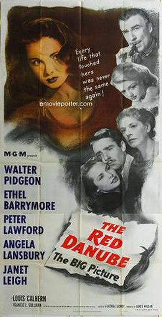 The Red Danube - Film poster