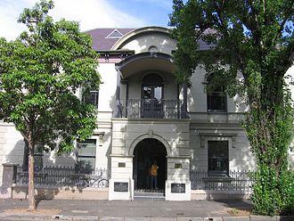 Redfern Town Hall - Image: Redfern legal centre