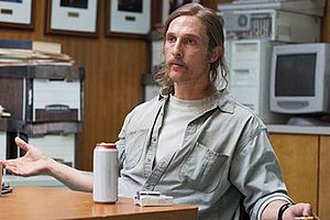 Rust Cohle - Cohle in 2012
