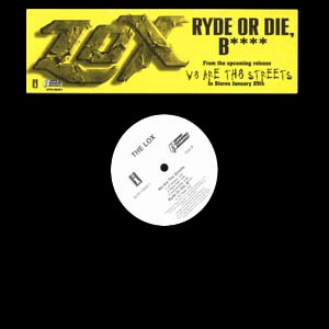 Ryde or Die, Bitch - Image: Ryde or Die