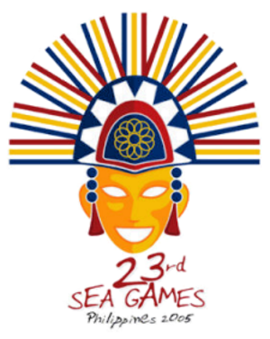 2005 Southeast Asian Games - Image: SEA Games 2005 Logo