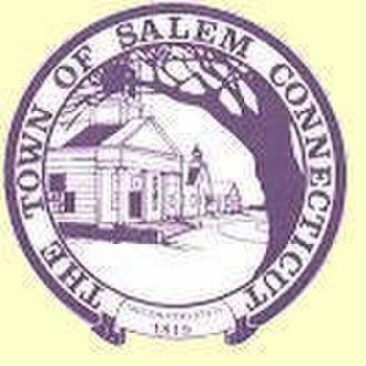 Salem, Connecticut - Image: Salem C Tseal