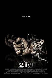 <i>Saw VI</i> 2009 film by Kevin Greutert