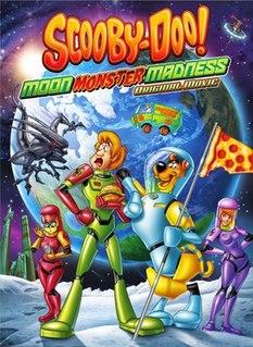 <i>Scooby-Doo! Moon Monster Madness</i> 2015 film