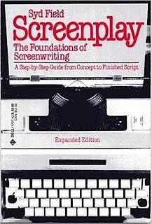 <i>Screenplay</i> (book) book by Syd Field
