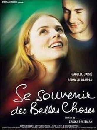 Beautiful Memories - Film poster