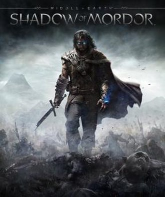 Middle-earth: Shadow of Mordor - Image: Shadow of Mordor cover art