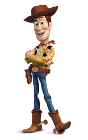 Sheriff Woody - Woody as he appears in Toy Story 3
