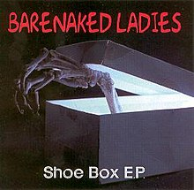 Barenaked Ladies Shoe Box Video