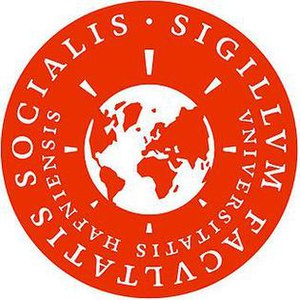 University of Copenhagen Faculty of Social Sciences - Seal of the Faculty of Theology