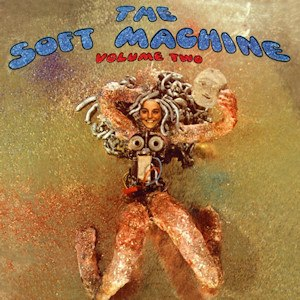 Volume Two (The Soft Machine album) - Image: Soft Machine Volume Two Cover