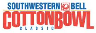 1996 Cotton Bowl Classic - Image: Southwestern Bell Cotton Bowl Classic