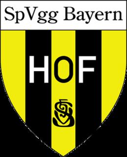 SpVgg Bayern Hof Football club