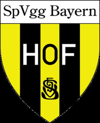SpVgg Bayern Hof - Image: Sp Vgg Bayern Hof
