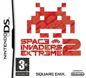Space Invaders Extreme 2 - Image: Space Invaders Extreme 2