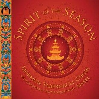 Spirit of the Season (album) - Image: Spirit of the Season