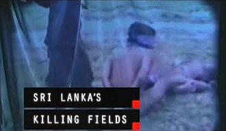 Sri Lanka's Killing Fields - Image: Sri Lanka's Killing Fields