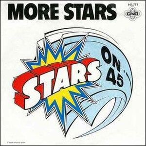 More Stars - Image: Stars On 45 More Stars
