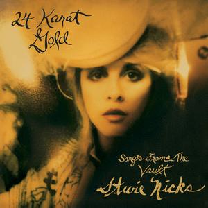 24 Karat Gold: Songs from the Vault - Image: Stevie Nicks 24 Karat Gold (Official Album Cover)