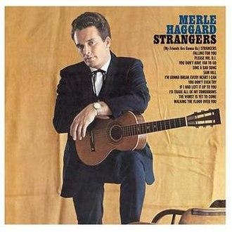 Strangers (Merle Haggard album) - Image: Strangers Merle Haggard