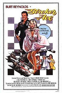 <i>Stroker Ace</i> 1983 film by Hal Needham