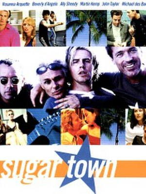 Sugar Town (film) - Film poster for Sugar Town