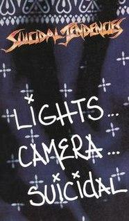 <i>Lights...Camera...Suicidal</i> 1990 video by Suicidal Tendencies