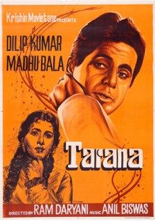 <i>Tarana</i> (1951 film) 1951 Indian film