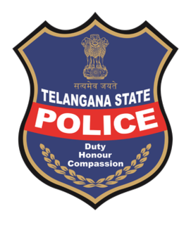 Telangana Police Indian state police force