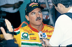 1996 NASCAR Winston Cup Series - The 1996 Winston Cup champion Terry Labonte