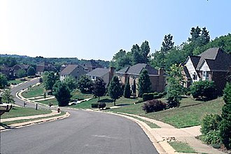 Black flight - Suburban areas have seen increases in black residents.